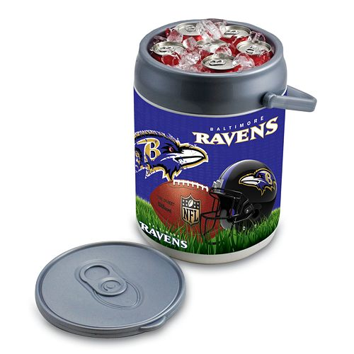 Picnic Time Baltimore Ravens Can Cooler