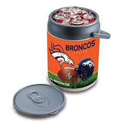 Picnic Time Denver Broncos Can Cooler