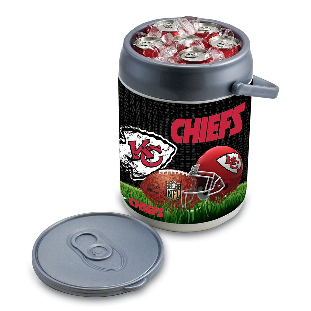 Picnic Time Kansas City Chiefs Can Cooler