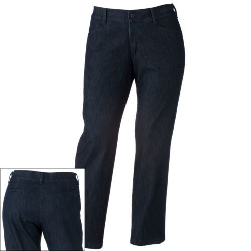 Lee Relaxed Fit Straight-Leg Jeans - Women's Plus