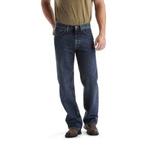 Big & Tall Lee Loose-Fit Comfort Waist Straight-Leg Jeans