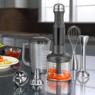 KitchenAid KHB2561 5-Speed Hand Blender