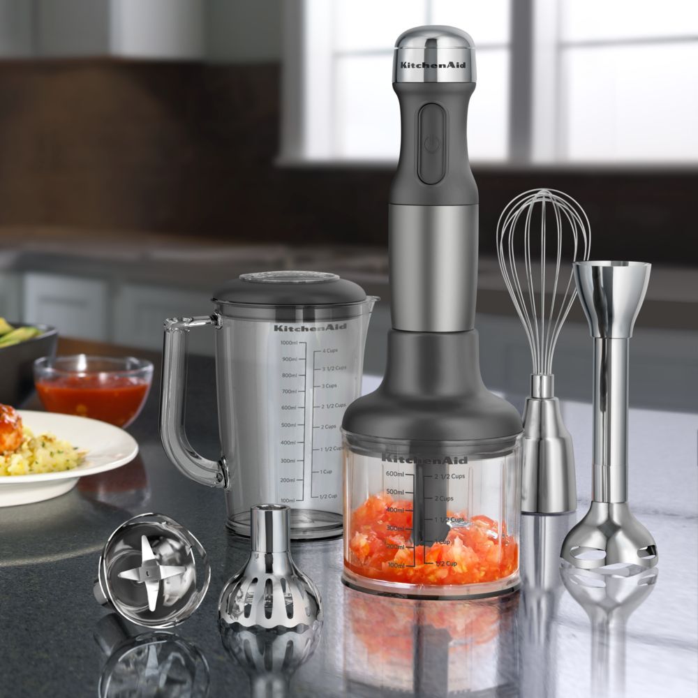 Kitchenaid Architect Series Hand Blender khb2561 5-speed hand blender