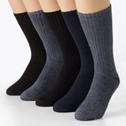 Dockers 5-pk. Casual Crew Socks