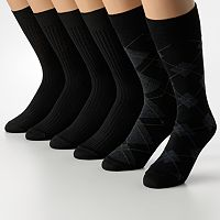 Dockers® 5-pk. Argyle Performance Dress Socks