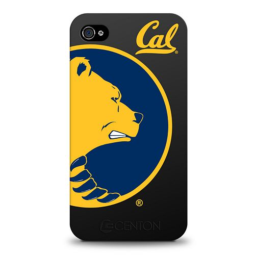 Cal Golden Bears Iphone 4 Case
