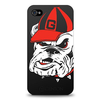 Georgia Bulldogs iPhone 4 Case