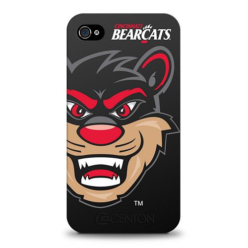 Cincinnati Bearcats Iphone 4 Case