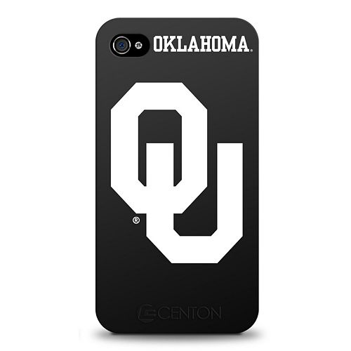 Oklahoma Sooners Iphone 4 Case