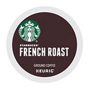 Keurig K-Cup Portion Pack Starbucks French Roast Coffee - 16-pk.