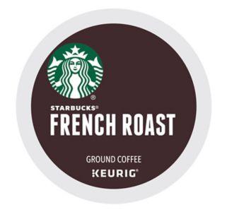 Keurig® K-Cup® Pod Starbucks French Roast Coffee - 16-pk.