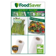 FoodSaver Starter Kit Multipack