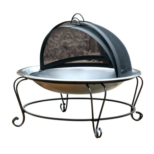 Char-Broil Stainless Steel Outdoor Firebowl