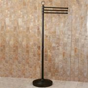 Kingston Brass Pedestal Towel Stand