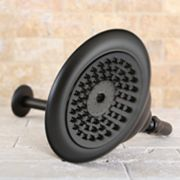 Kingston Brass Bell Showerhead With Shower Arm