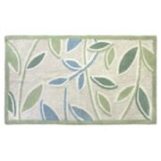 Ultra Spa Tea Leaves Bath Rug - 20 x 30