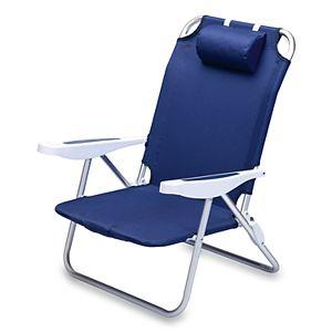 Picnic Time Monaco Beach Chair