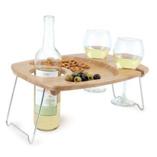 Picnic Time Mesavino Wine Serving Tray