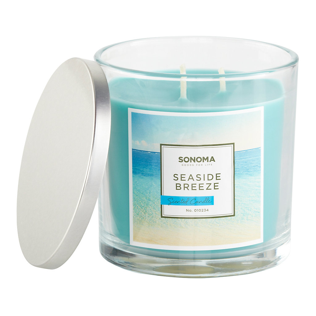 SONOMA Goods for Life™ Seaside Breeze 14-oz. Jar Candle