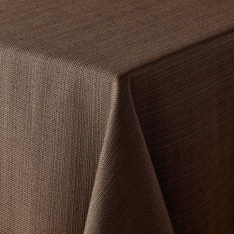 Bobby Flay Gramercy Tablecloth - 60'' x 84'' Oval