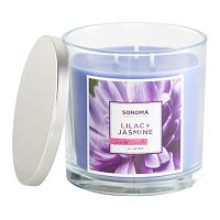 SONOMA Goods for Life™ 14-oz. Lilac & Jasmine Jar Candle
