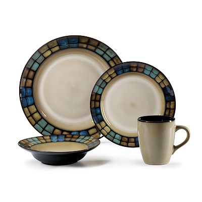 Pfaltzgraff Laguna 16-pc. Dinnerware Set