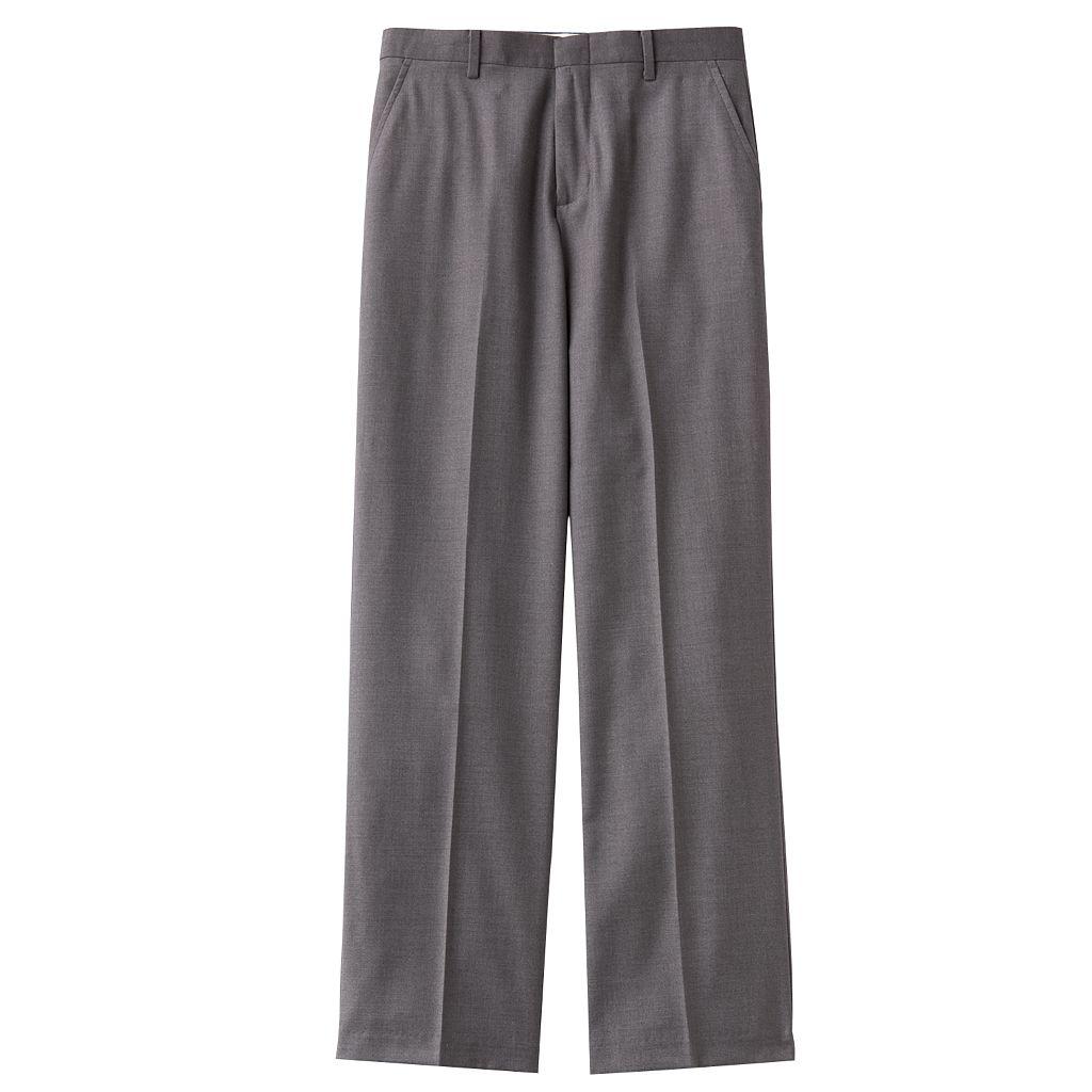 Boys 8-20 Chaps Gabardine Suit Pants
