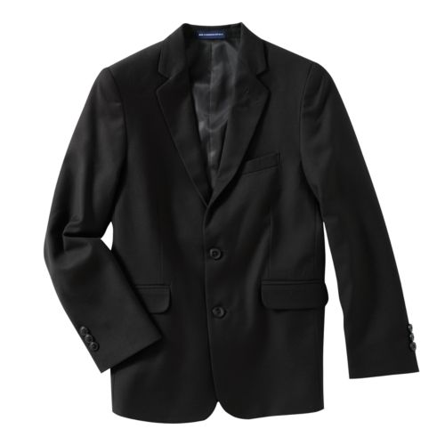 Chaps Two-Button Blazer - Boys 8-20