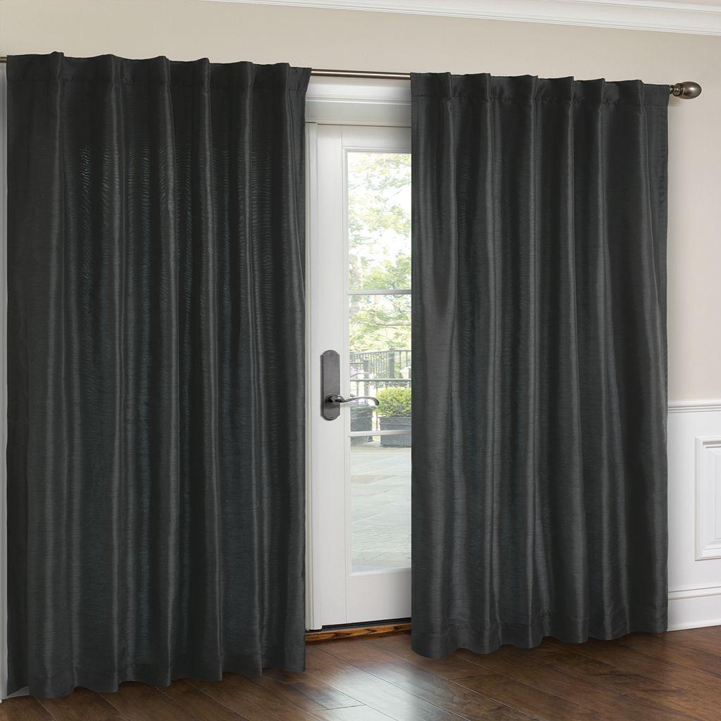 VCNY Faux-Silk Lined & Interlined Window Panel - 54'' x 84''