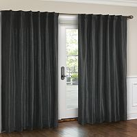 VCNY Faux-Silk Lined & Interlined Window Panel - 54'' x 84''