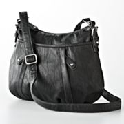 Nine and Co. Pleated Cross-Body Bag
