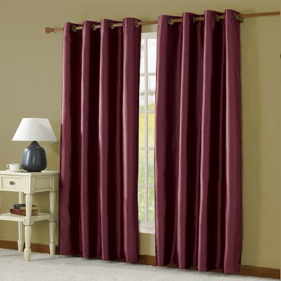 Victoria Classics Taffeta Lined Window Panel - 60'' x 84''