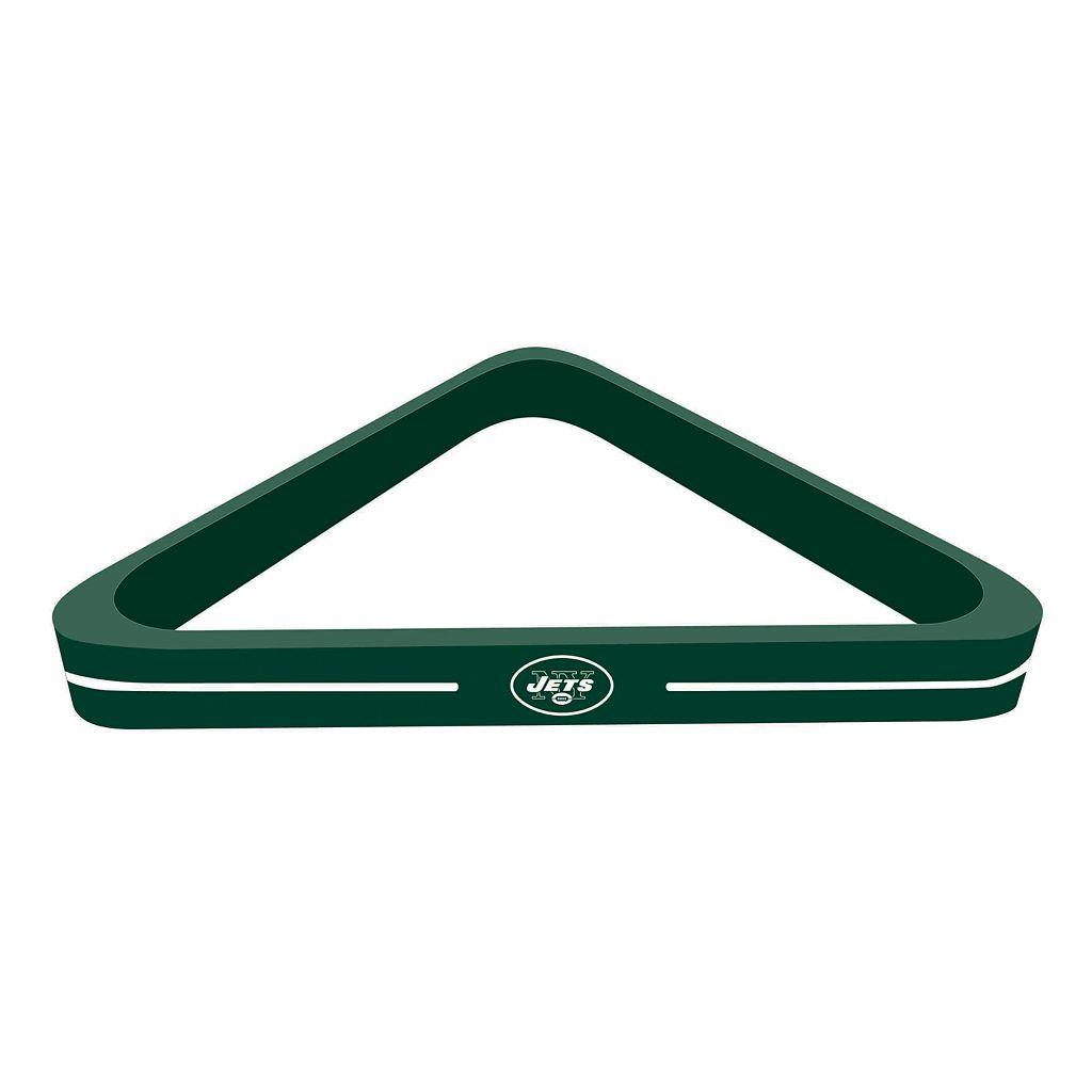 New York Jets Billiard Triangle