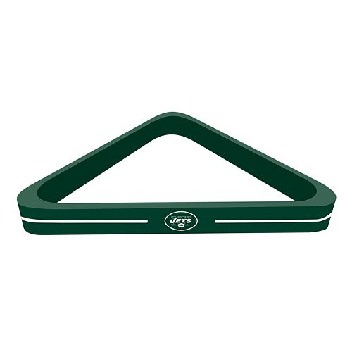 New York Jets Billiard Triangle