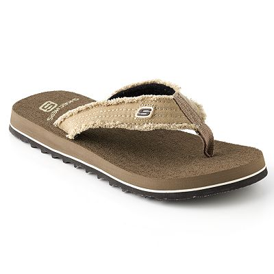Skechers Tantric Fray Thong Sandals - Men