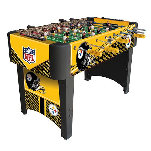 Pittsburgh Steelers Foosball Game Table