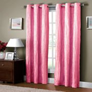 Victoria Classics Jericho-Juvi Crushed Taffeta Window Panel - 52'' x 84''