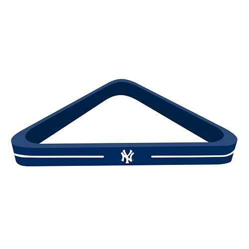 New York Yankees Billiard Triangle