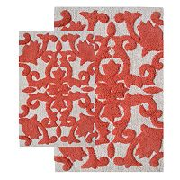 Chesapeake Iron Gate 2-pk. Bath Rugs