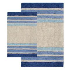 bath rug sets bath rugs & mats - bathroom, bed & bath | kohl's