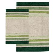 Chesapeake Tuxedo Striped 2-pk. Rugs