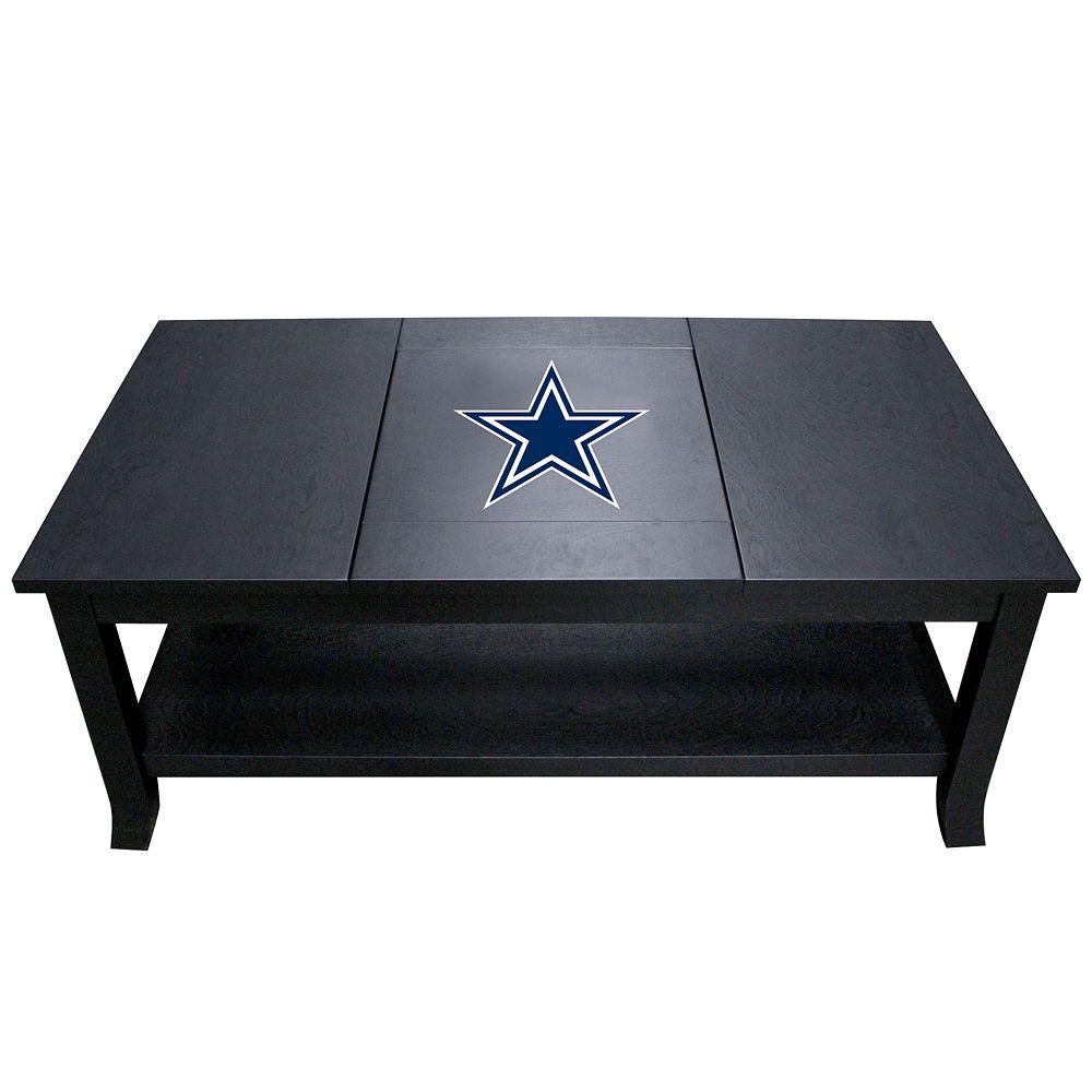 Cowboys coffee table dallas cowboys coffee table geotapseo Gallery