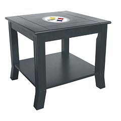 Pittsburgh Steelers Side Table