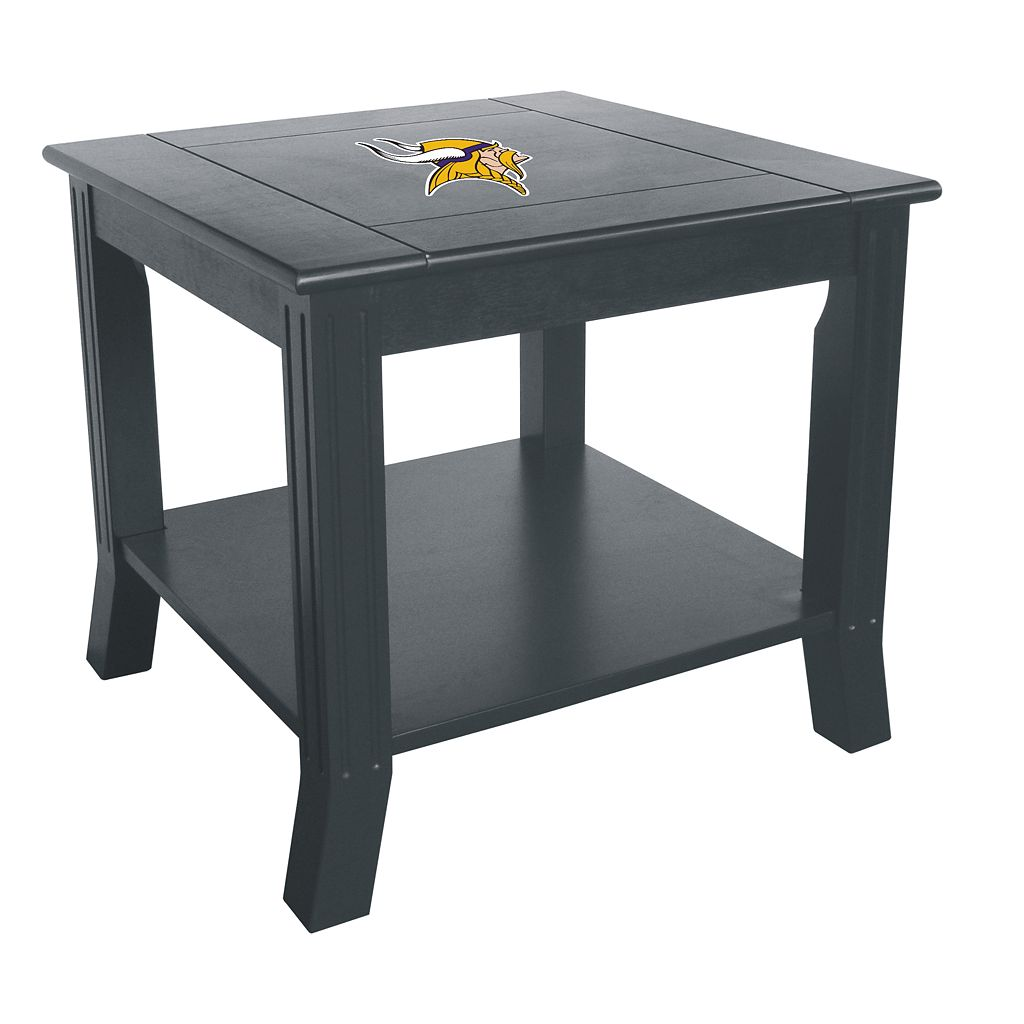 Minnesota Vikings Side Table