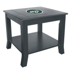 New York Jets Side Table