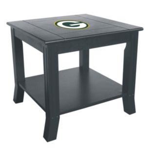 Green Bay Packers Side Table