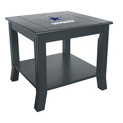 Dallas Cowboys Side Table