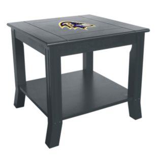 Baltimore Ravens Side Table