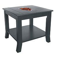 Chicago Bears Side Table