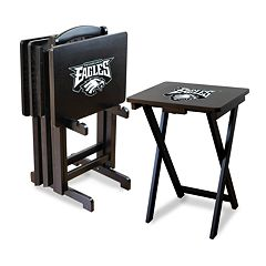 Philadelphia Eagles TV Tray Table Set